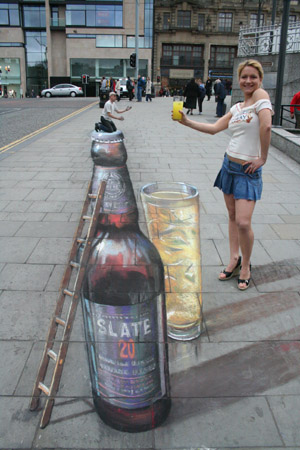giant-beer-sidewalk-art
