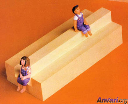 impossible seat illusion