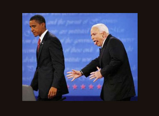 Funny John McCain Pictures